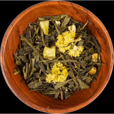 "Zielona herbata ""Wyspa Wielkanocna"""
