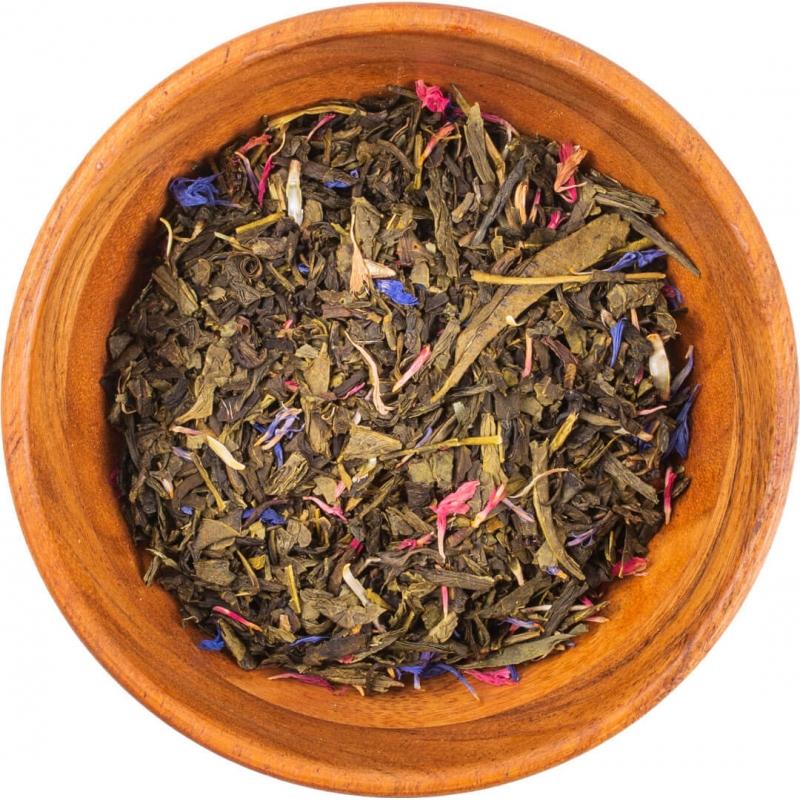 "Zielona herbata ""Granatowa"""