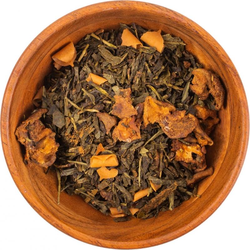"""Zielona herbata """"Gorąca gruszka"""""""