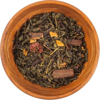 Zielona herbata...
