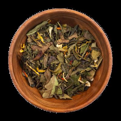 "Czarna herbata ""Stumilowy Las"""