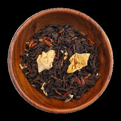"Czerwona herbata ""Pu Erh Teksański"""