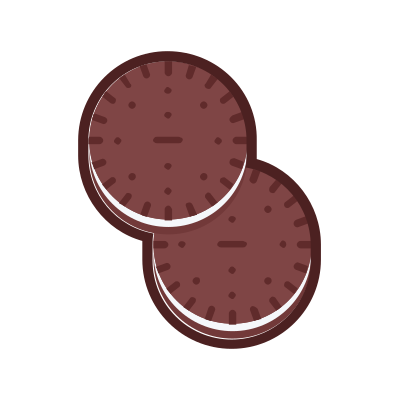 Ciasteczka z kremem