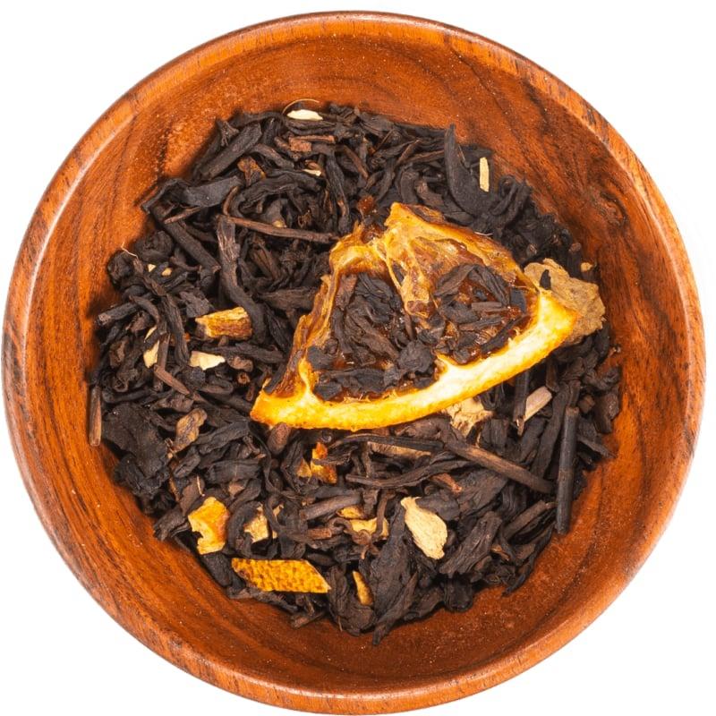 "Czerwona herbata ""Pu Erh Sweet Orange"""