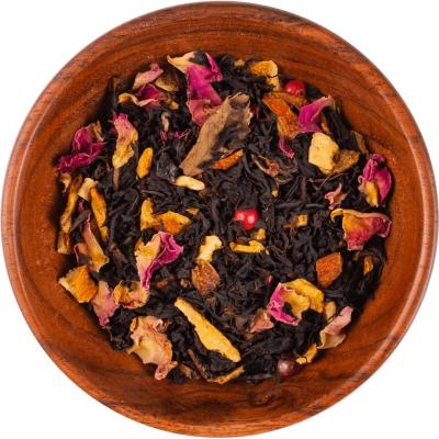 "Czarna herbata ""Słońce Andaluzji"""