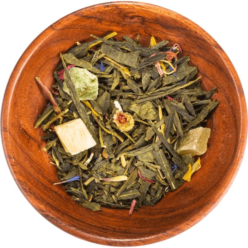 """Zielona herbata """"Paradiso"""" - Tropikalny aromat"""