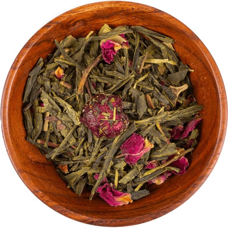 "Zielona herbata ""Sakura - Smak wiśni"""