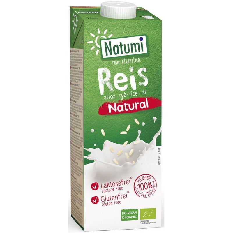 Napój ryżowy bezglutenowy 1l bio NATUMI