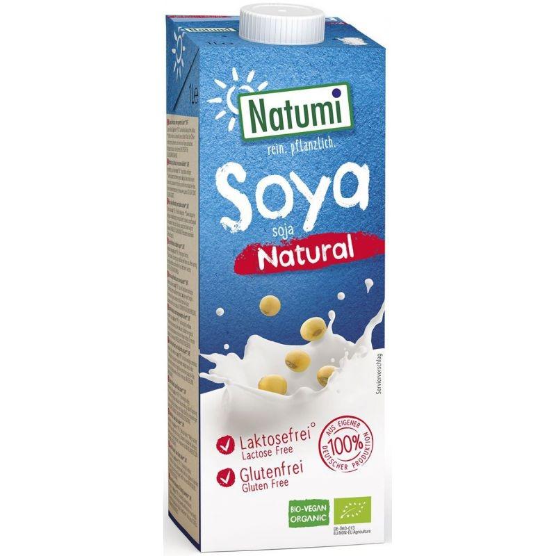 Natumi Napój sojowy bezglutenowy 1 l bio
