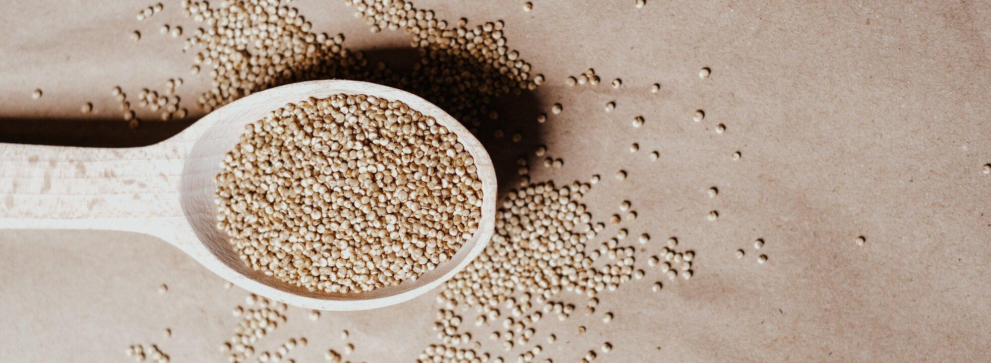 Komosa ryżowa lub Quinoa – wartości odżywcze. Dlaczego warto jeść komosę ryżową?